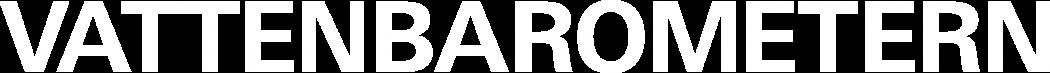logo_vattenbarometern